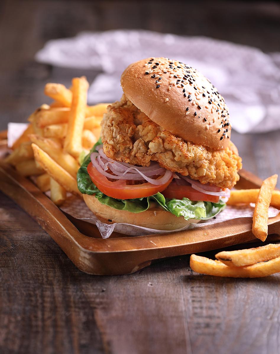 Clarke-Quay-Burger---Spicy-Chicken